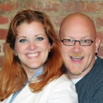 Lisa and Stu Gray